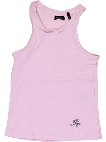 Camiseta sin mangas niña IKKS rosa 2 años verano #1004580_1
