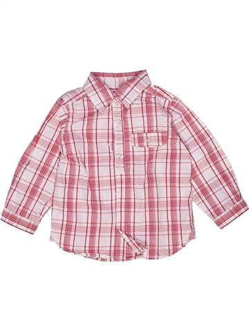 Camisa de manga larga niño NATALYS rosa 2 años invierno #1040123_1