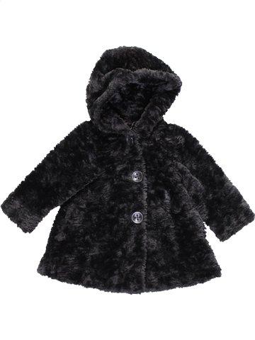 Manteau fille LILI GAUFRETTE noir 2 ans hiver #1064807_1