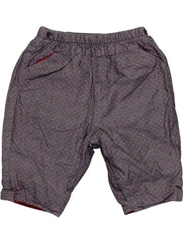 Pantalon fille SERGENT MAJOR gris 6 mois hiver #1103391_1