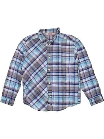 Camisa de manga larga niño CLAYEUX azul 6 años invierno #1115603_1
