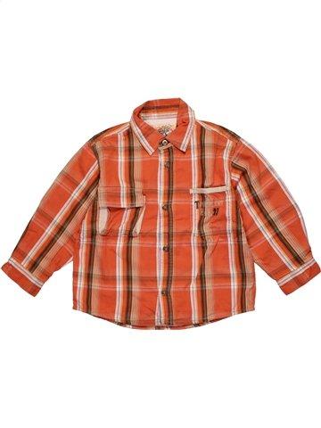 Camisa de manga larga niño TIMBERLAND rosa 3 años invierno #1118532_1