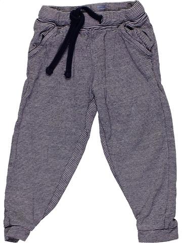 Pantalón niño VERTBAUDET violeta 3 años invierno #1122142_1