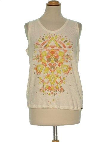Camiseta sin mangas mujer IKKS 40 (M - T2) verano #1137853_1