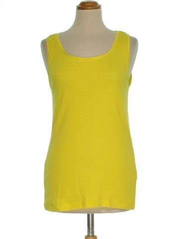 Camiseta sin mangas mujer MONOPRIX M verano #1139395_1