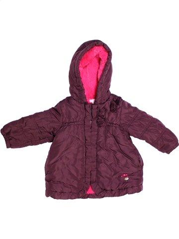 Abrigo niña ABSORBA violeta 2 años invierno #1147527_1