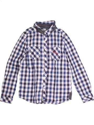 Camisa de manga larga niño TOUT COMPTE FAIT violeta 12 años invierno #1167797_1