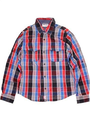 Camisa de manga larga niño TIMBERLAND violeta 12 años invierno #1172129_1