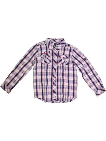 Camisa de manga larga niño TERRE DE MARINS gris 10 años invierno #1172464_1