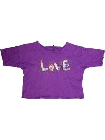 Sweat fille CAPRICE DE FILLE violet 14 ans hiver #1173546_1