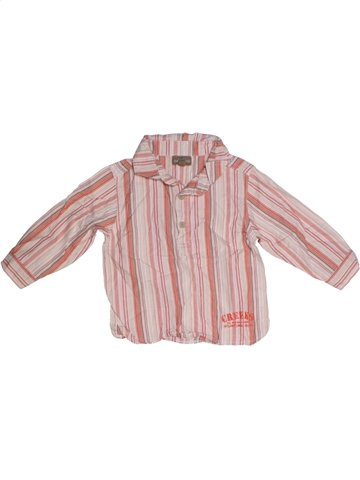 Camisa de manga larga niño CREEKS rosa 2 años invierno #1177869_1