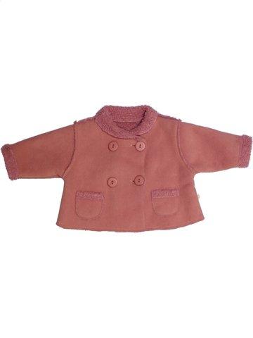 Abrigo niña NOUKIE'S rojo 6 meses invierno #1178525_1
