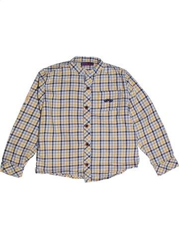 Chemise manches longues garçon SERGENT MAJOR gris 6 ans hiver #1179228_1