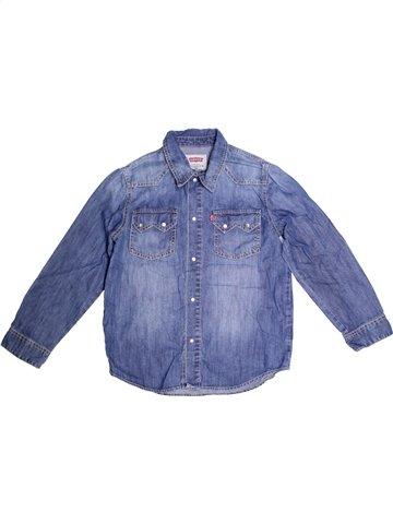 Camisa de manga larga niño LEVI'S violeta 10 años invierno #1179850_1
