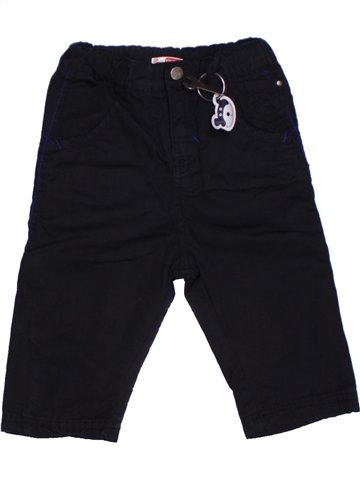 Pantalon garçon DPAM noir 12 mois hiver #1186945_1