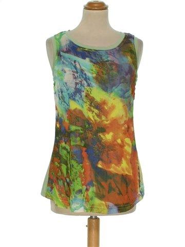 Camiseta sin mangas mujer TISSAIA 40 (M - T2) verano #1191737_1