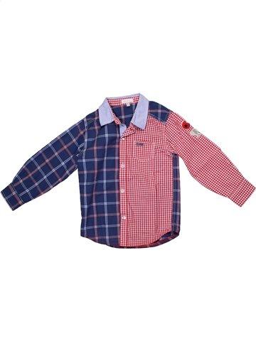 Camisa de manga larga niño ABSORBA rosa 3 años invierno #1192894_1
