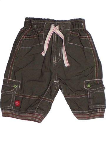Pantalon garçon SERGENT MAJOR marron 3 mois hiver #1195194_1
