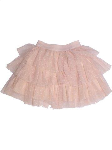 Falda niña VERTBAUDET rosa 2 años invierno #1197105_1