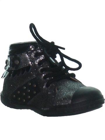 Chaussures à lacets fille MOD8 bleu foncé 20 hiver #1197969_1