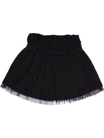 Jupe fille FLORIANE noir 8 ans hiver #1206781_1