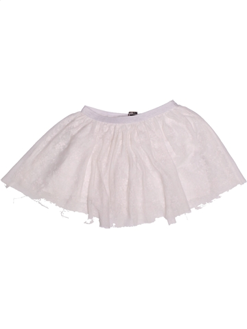 Falda niña TAPE À L'OEIL blanco 5 años verano #1206894_1