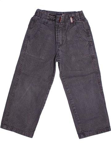 Pantalon garçon JEAN BOURGET violet 4 ans hiver #1207140_1