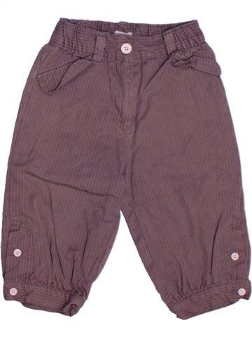 Pantalon fille KIMBALOO gris 2 ans hiver #1208867_1