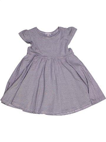 Vestido niña ABSORBA gris 3 años verano #1209023_1