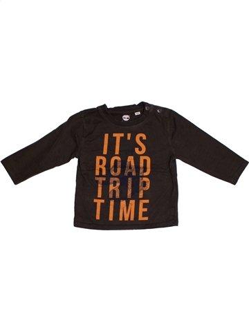 Camiseta de manga larga niño TIMBERLAND negro 2 años invierno #1212009_1
