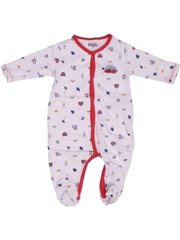 Pijama de 1 pieza niño LA COMPAGNIE DES PETITS blanco 3 años verano #1212236_1