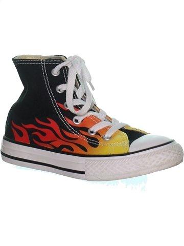 Zapatos con cordones niño CONVERSE marrón 31 verano #1212412_1