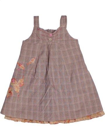 Vestido niña JEAN BOURGET rosa 2 años verano #1215517_1