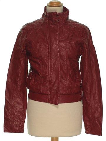 Vestes cuir simili femme FOREIGNEXCHANGE M hiver #1216527_1