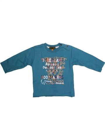 Camiseta de manga larga niño TIMBERLAND azul 2 años invierno #1218477_1