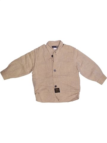 Camisa de manga larga niño JEAN BOURGET rosa 3 años invierno #1223269_1