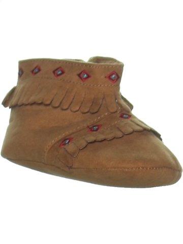 Chaussures bébé fille VERTBAUDET marron 19 hiver #1225090_1