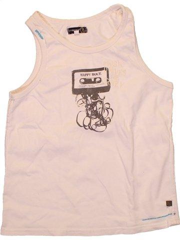Top - Camiseta de tirantes niño JEAN BOURGET beige 12 años verano #1225123_1