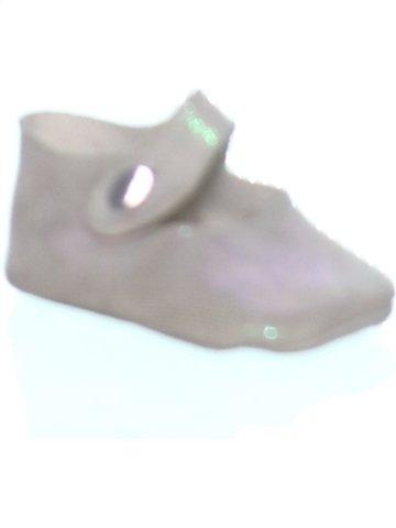 Chaussures bébé fille CATIMINI gris 16 été #1225782_1