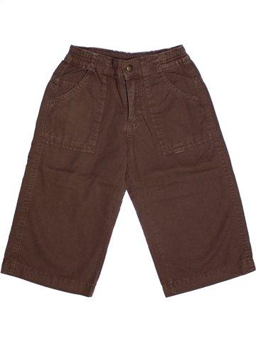 Pantalon fille LE PHARE DE LA BALEINE marron 4 ans été #1228777_1