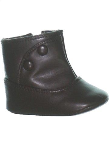 Chaussures bébé fille GRAIN DE BLÉ gris 17 hiver #1228877_1