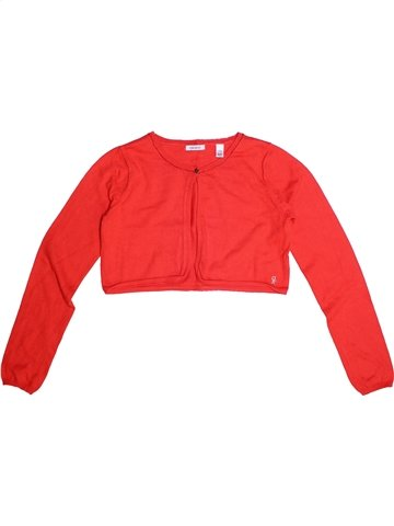 Bolero niña OKAIDI rojo 12 años invierno #1232980_1