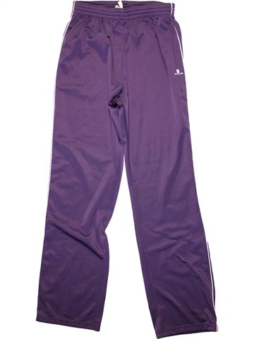 Sportswear fille DOMYOS violet 14 ans hiver #1233731_1