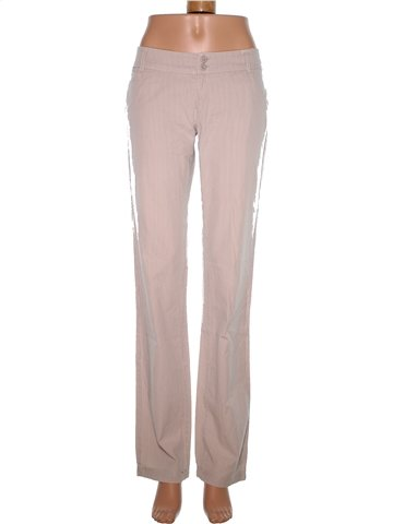 Pantalon femme MANGO 36 (S - T1) été #1236461_1