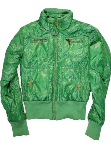 Blouson garçon OVIESSE vert 12 ans hiver #1237044_1