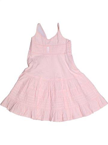 Robe fille FLORIANE rose 2 ans été #1237729_1