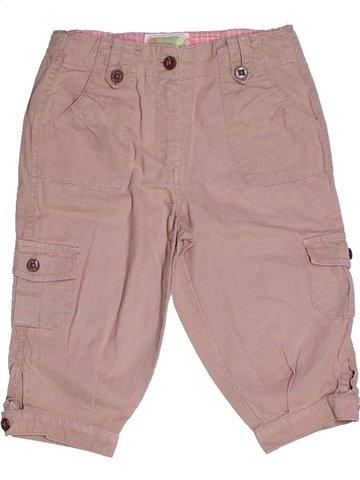 Pantalón corto niña JACADI rosa 3 años verano #1237761_1