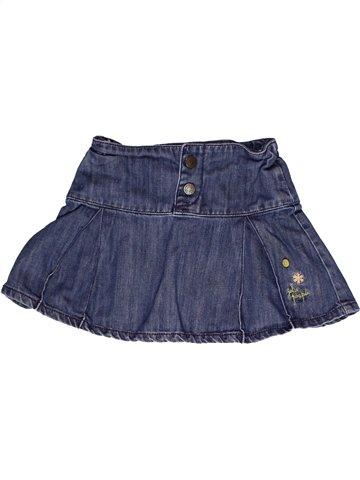 Falda niña LA COMPAGNIE DES PETITS azul 3 años verano #1240235_1