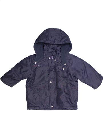 Manteau garçon IANA bleu 2 ans hiver #1242191_1