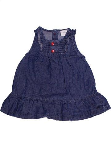 Robe fille MINICLUB bleu 3 mois été #1242552_1